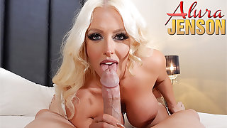 Full-Breasted blond hair pamper porn pamper Alura Jenson gets banged in Clutches VIEW