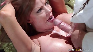Mature pornstar Darla Crane loves to swell up a Hawkshaw after sex